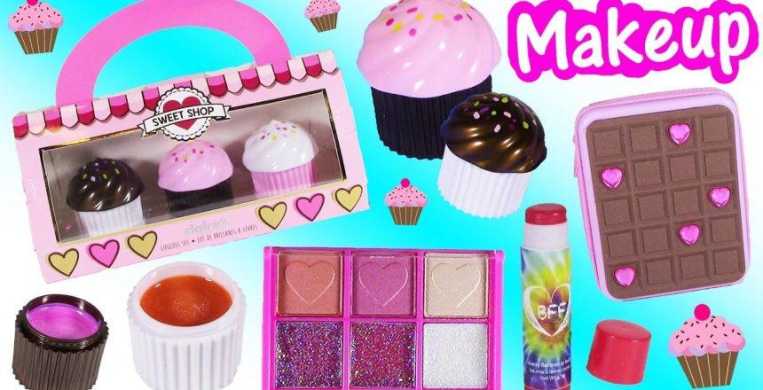 sweet-makeup-claires-haul-cupcake-lip-gloss-chocolate-bar-beauty-kit-mlp-rainbow-dash-blush.jpg