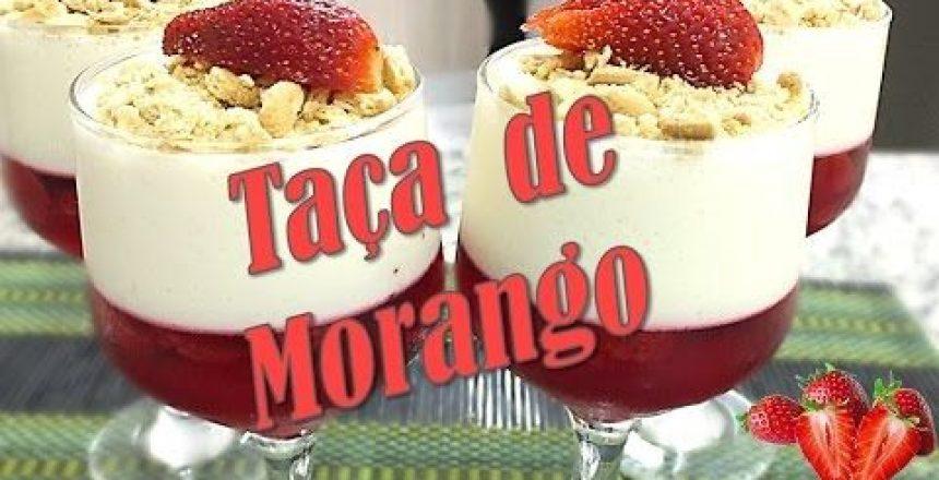 Taça de Morango