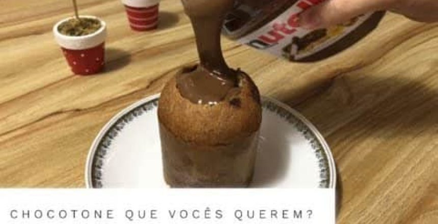 #vlogmass MUITO CHOCOTONE RECHEADO E AMOR